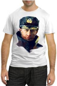 Футболка с портретом Путина